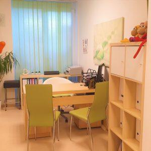Priestory škôlky Babyfun - kancelária