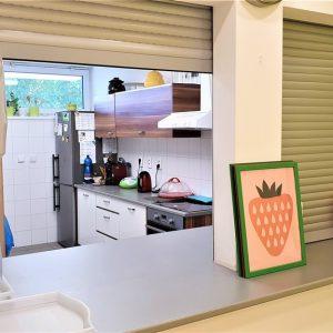 Priestory škôlky Babyfun - jedálneň a kuchyňa