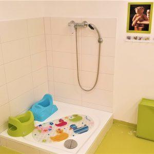 Priestory škôlky Babyfun - sociálne zariadenia